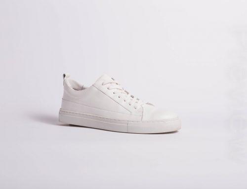 Capo Sneaker – Bianca