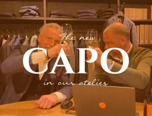 New Capo in town – Gertjan van Noordennen